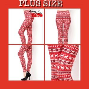 Pants - Plus Size Leggings